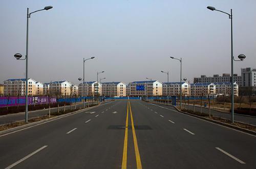 Китайський Ордос: найбільше місто-привид в світі (2)