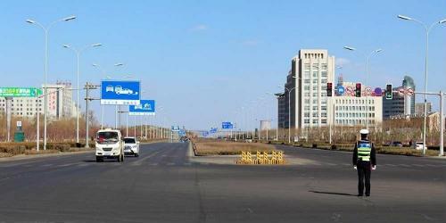 Китайський Ордос: найбільше місто-привид в світі (17)