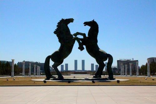 Китайський Ордос: найбільше місто-привид в світі (12)