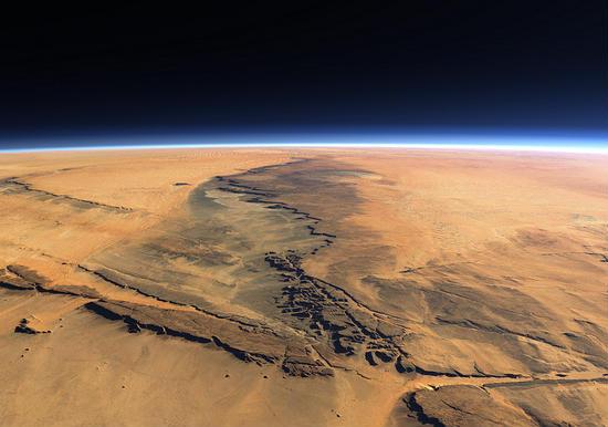 Mars-l-2550