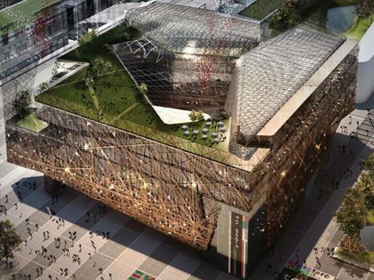 Palazzo Italia visto dal Cardo-01.06.2014-01_resized