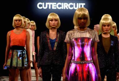 Колекція CuteCircuit об'єднує високі технології та одяг