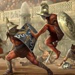 Римські гладіатори були вегетаріанцями