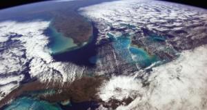 Земля в ілюмінаторі … або приголомшлива серія космічних знімків