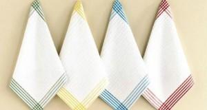 Кухонні рушники становлять загрозу для здоров'я домочадців
