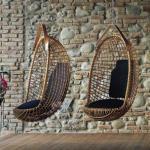 Плетені меблі з натурального і штучного ротанга для дому та саду