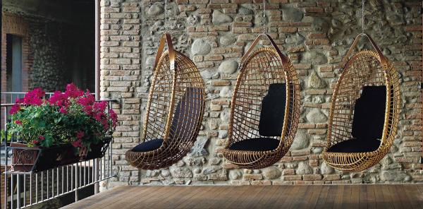 плетеная мебель для дома и сада