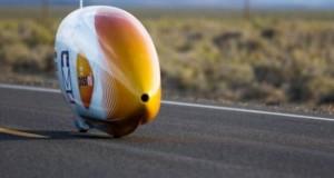 Найшвидший в світі велосипед-кокон розвиває швидкість до 140 км / год