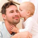 Агресивність чоловіків знижується з появою дитини