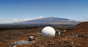 Як виглядає будинок майбутніх переселенців на Марс