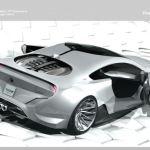 Незалежні дизайнери представили ескіз майбутнього купе BMW Z5