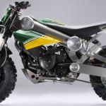Технічні деталі нового мотоцикла Caterham Brutus 750 2014