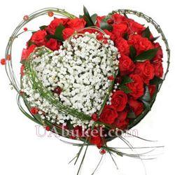 Замовлення і доставка квітів у Львові від магазину UAbuket.com