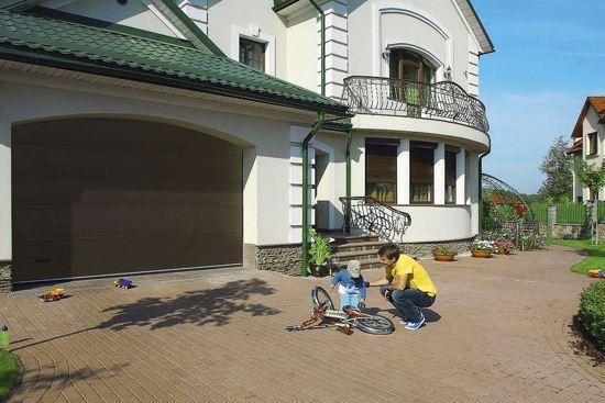 гаражные ворота киев
