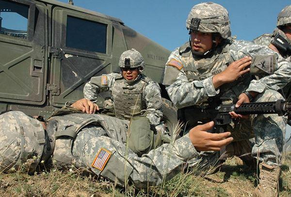 Нові ліки для солдатів американської армії