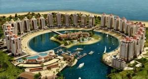 Перлина Катару — розкішний штучний острів