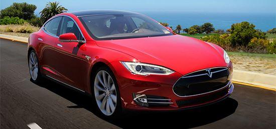 Tesla Model S визнана найулюбленішою машиною в США (відео)