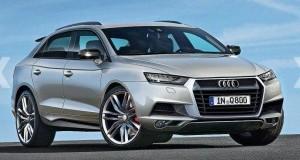 Перший електричний кросовер Audi покажуть в 2017 році