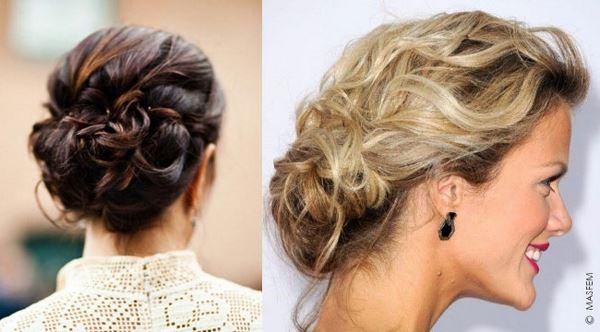Як зробити вечірню зачіску