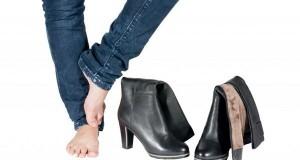 Як розносити взуття
