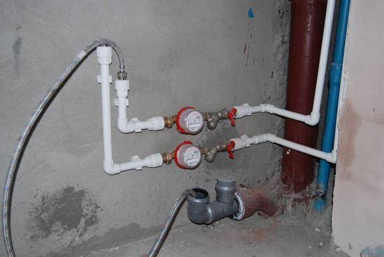 Заміна водопровідних труб