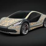Німецькі інженери пропонують робити кузовні панелі з тканини