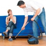 Допомога дружині по будинку може позбавити чоловіка інтиму