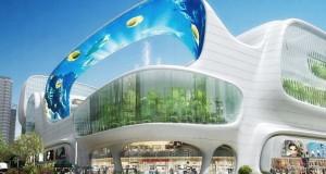 Новий торговий центр — китайська «чаша» щастя і благополуччя