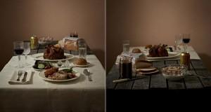 Їсти, щоб жити, чи жити, щоб їсти: фотофікл про харчування бідних і багатих