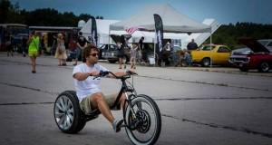 Електричний скутер Chop-E: 600 км за 1 євро