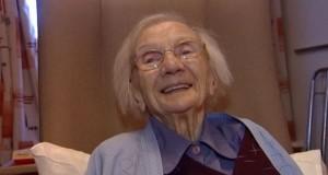 109-річна жінка каже, що секрет довголіття — відмова від чоловіків