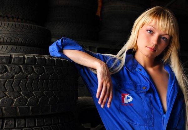 Правильне зберігання автомобільної гуми без дисків