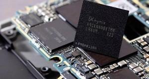 Samsung може додати в смартфони 128 Гбайт пам'яті
