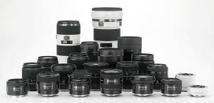 Як вибрати об'єктив для фотоапарата