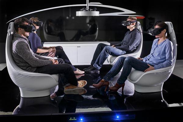 TecDay Autonomous Mobility Sunnyvale 2014/ Virtual 360° interior experience
