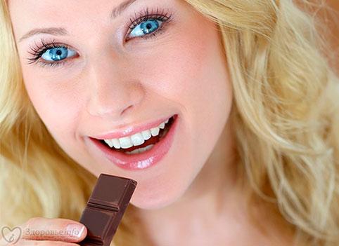 В це неможливо повірити! Шоколад допомагає схуднути!