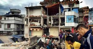 Непал через місяць після землетрусу