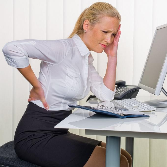 Не могу сидеть за компьютером болит голова