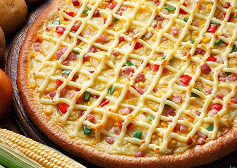 оригінальна піца
