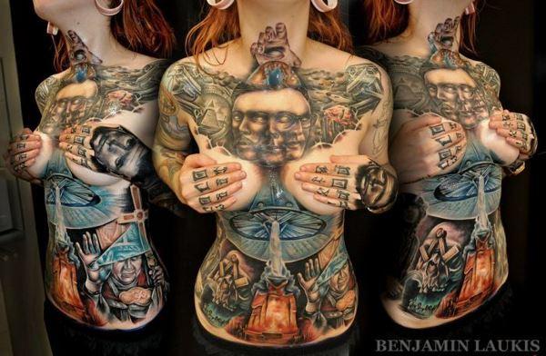 Цікаві факти про татуювання