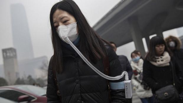 Забруднене повітря вважається причиною смерті понад 5,5 мільйонів чоловік