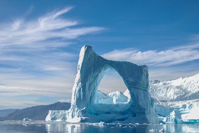 Танення льодовиків вивільнить величезні запаси ртуті