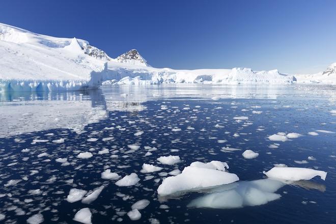 Антарктичний крижаний щит слабшає