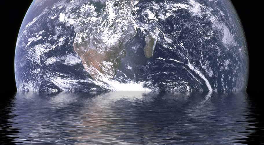 Рівень Світового океану підвищиться на 25 метрів
