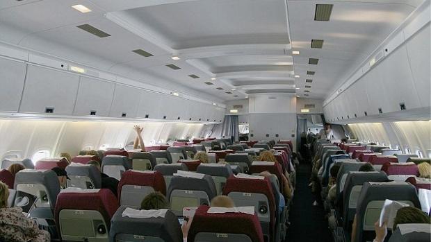 Повітря в літаках може бути токсичним