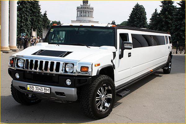 аренда лимузинов