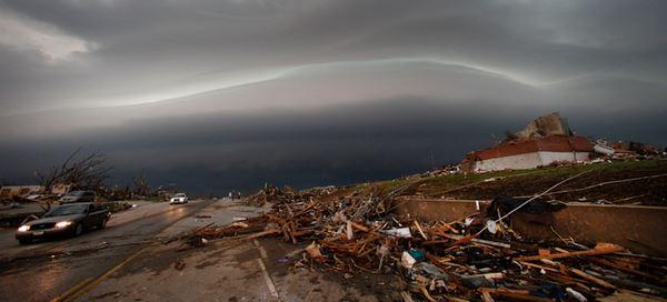 APTOPIX Midwest Storms