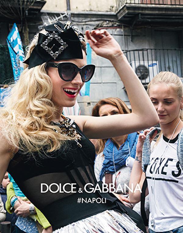 солнцезащитные очки от известного бренда Dolce Gabbana фото