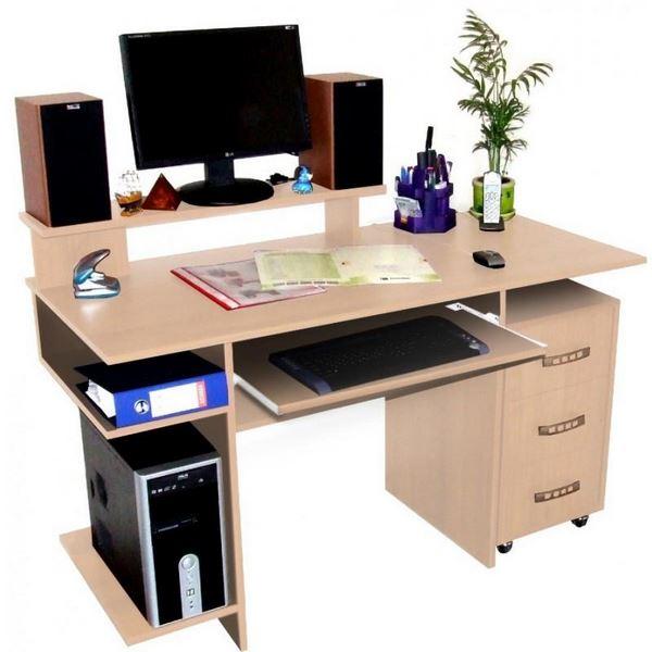 компьютерный стол Flash Nika