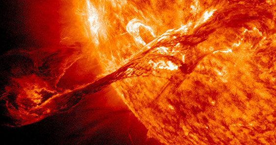 Космос: Солнечное ядро вращается аномально быстро